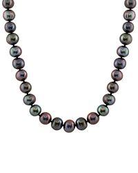 Splendid - 14k 10-11mm Freshwater Pearl Necklace - Lyst