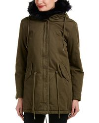 Laundry by Shelli Segal - Anorak Coat - Lyst
