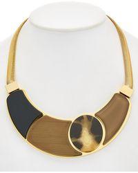 Lafayette 148 New York - Collar Necklace - Lyst