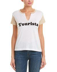 Wildfox - Tourista T-shirt - Lyst