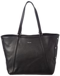 Perlina - Nolly Leather Tote - Lyst