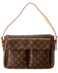 Louis Vuitton - Monogram Canvas Viva Cite Gm - Lyst