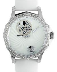 Corum Satin Diamond Watch