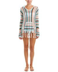 Sperry Top-Sider - Open-knit Tunic - Lyst