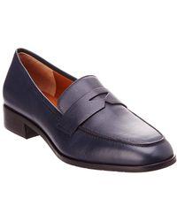 Aquatalia - Sharon Waterproof Leather Loafer - Lyst
