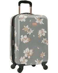 """Vince Camuto - Corinn 20"""" Expandable Hardside Spinner Suitcase - Lyst"""