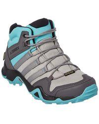 adidas Originals - Women's Terrex Ax2r Mid Gtx Hiking Shoe - Lyst