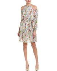 Julia Jordan - Shift Dress - Lyst