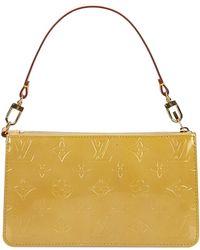 Louis Vuitton - Beige Monogram Vernis Leather Lexington - Lyst
