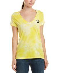 True Religion - Tie-dye Classic T-shirt - Lyst