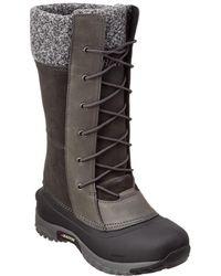 Baffin - Women's Dana Leather Boot - Lyst
