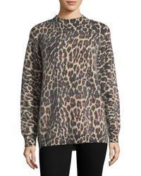 Manoush - Graou Printed Sweater - Lyst