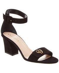 Dior - C Est Heeled Sandal - Lyst