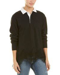 Rag & Bone - Lace Rugby Polo - Lyst