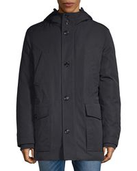 BOSS - Davmen Filled Jacket - Lyst