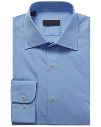Ike Behar - Classic Fit Dress Shirt - Lyst