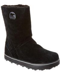 Sorel - Women's Glacy Waterproof Boot - Lyst