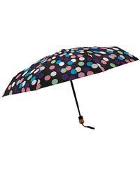 Leighton - Kim Lightweight Portable Umbrella - Lyst