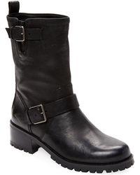 Cole Haan - Hemlock Buckle Boots - Lyst
