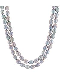 Splendid - 8-8.5mm Freshwater Pearl 60in Necklace - Lyst