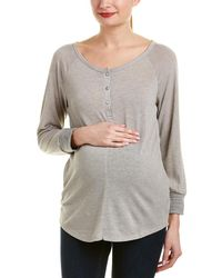Everly Grey - Maternity Amelia Top - Lyst