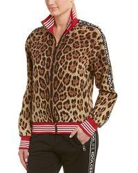 Dolce & Gabbana - Silk-blend Jacket - Lyst