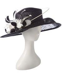 Giovannio - Wide-brim Hat - Lyst
