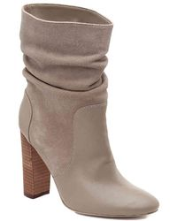 Charles David - Indy Leather & Suede Boot - Lyst