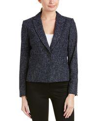 Hobbs - Wool-blend Jacket - Lyst