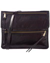 Hobo - Vista Leather Crossbody - Lyst