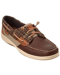 Sperry Top-Sider - Women's Rosefish Leather Boat Shoe - Lyst