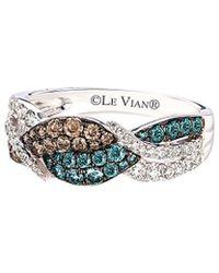 Le Vian - ® Exotics® 14k 0.77 Ct. Tw. Diamond Ring - Lyst