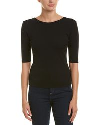 J Brand - Ribbed Top - Lyst