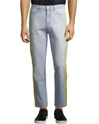 MSGM - Striped Ankle Pant - Lyst