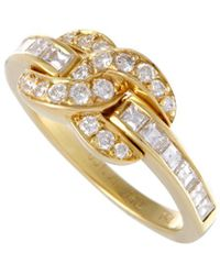 Heritage Tiffany & Co. - Tiffany & Co. 18k 0.85 Ct. Tw. Diamond Ring - Lyst