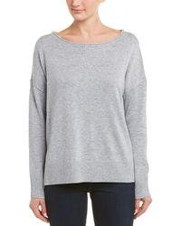 NYDJ - Exposed Seam Sweater - Lyst