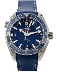 Omega - Seamaster Planet Ocean 600m Watch - Lyst