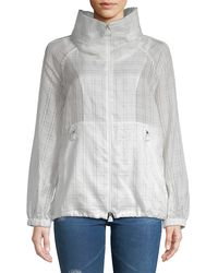 Akris - Lightweight Hooded Jacket - Lyst