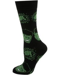 Star Wars - Marvel Men's Black Hulk Socks - Lyst