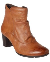 Mephisto - Women's Laurence Leather Bootie - Lyst