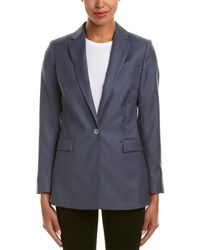 Reiss - Leyton Tailored Wool Jacket - Lyst