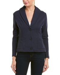 Brooks Brothers - Wool-blend Sweater Blazer - Lyst