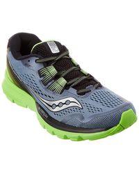 Saucony - Men's Zealot Iso 3 Running Shoe - Lyst