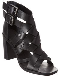 Dolce Vita - Noree Leather Sandal - Lyst