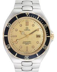 Omega - Omega 1980s Seamaster Watch - Lyst