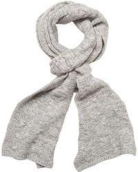 Portolano - Crocheted Infinity Scarf - Lyst