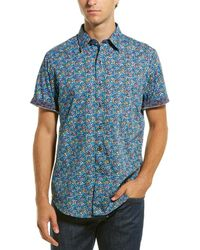 Robert Graham - Forestdale Classic Fit Woven Shirt - Lyst