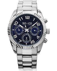 SO & CO - Men's Madison Watch - Lyst