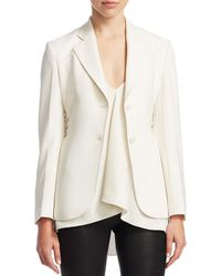 Theory - Laced Admiral Blazer - Lyst