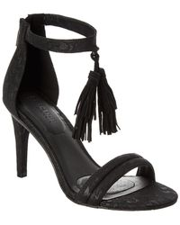 Kenneth Cole Reaction - Smash Light Leather-trim Sandal - Lyst